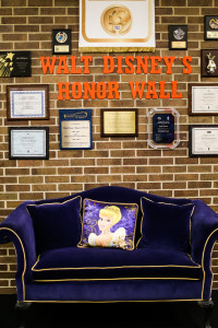 The day started at Chicago's Walt Disney Magnet School